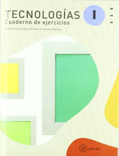 Descargar Libro Tecnologías I. Cuaderno De Actividades Alfredo Perucha Sanz
