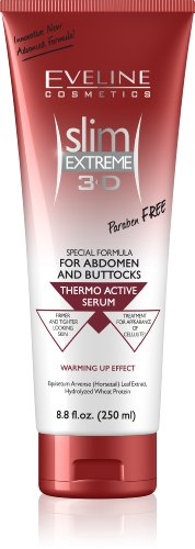 Eveline Slim Extreme 3D Thermo Active Cellulite Cream Hot Se