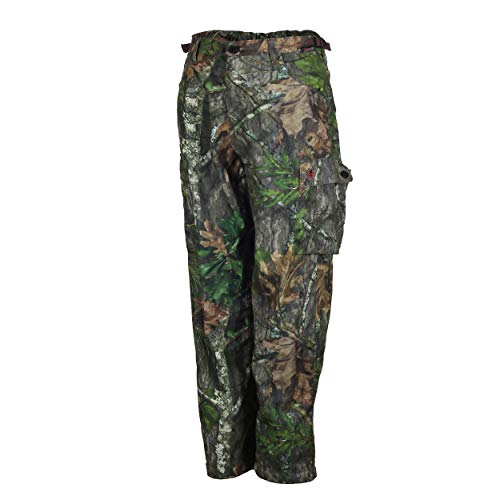 (Gamehide ElimiTick Five Pocket Pant (Mossy Oak Obsession, L))