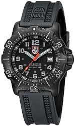 Luminox Sea Anu 4200 Black Dial Black Rubber Mens Watch 4221