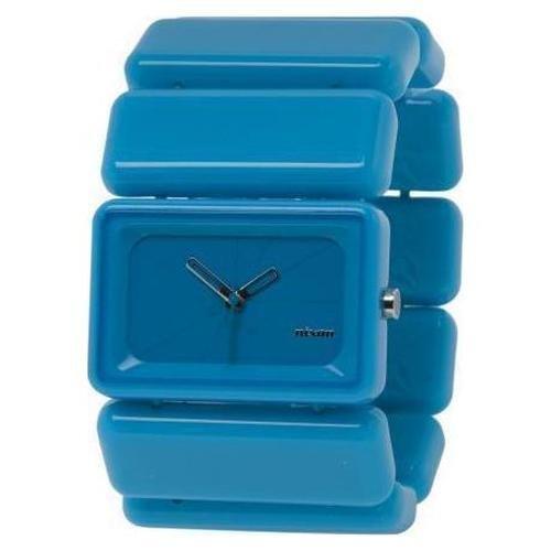 Nixon The Vega Blue Bracelet Womens Watch A726-323