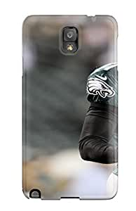 New Arrival Premium Note 3 Case Cover For Galaxy (philadelphia Eagles )