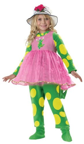 [California Costumes Dorothy The Dino Toddler Costume, 3-4] (Toddler Renaissance Costumes)