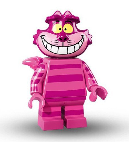 LEGO Disney Series Collectible Minifigure - Cheshire Cat (71012)
