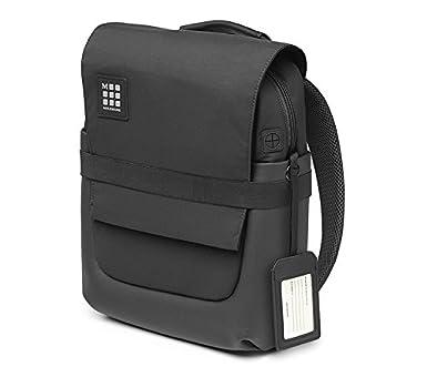 9c7d372f7179 Amazon.com  Moleskine ID Small Backpack (Black)  Clothing