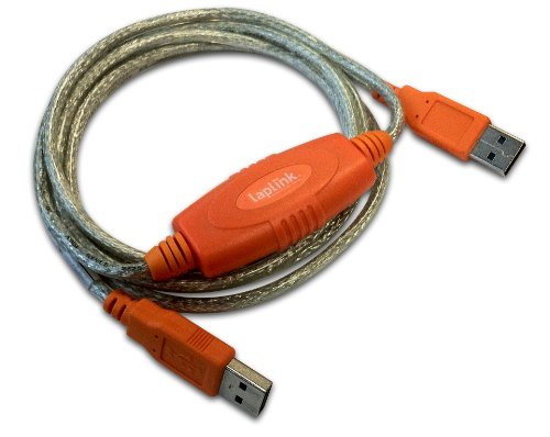 Laplink 6 USB 2.0 High-Speed Transfer Cable for PCmover