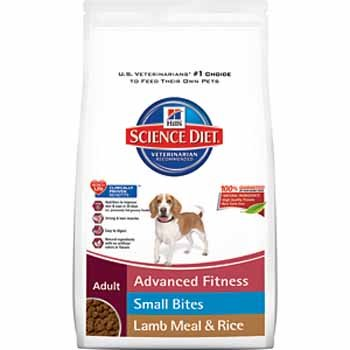 Hill's Science Diet Advanced Fitness Small Bites Adult Canine
