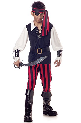 Boys Cutthroat Pirate - 2