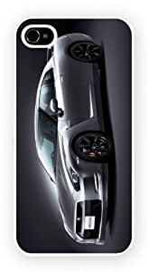 nissan SKYLINE R35 Silver, iPhone 6 PLUS & 6S PLUS glossy cell phone case / skin