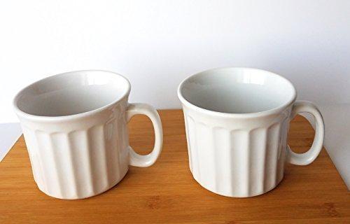 20 oz. Mugs (Set of 2) (Two Handle Soup Mug)