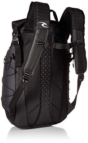 417OEiLqGML - Rip Curl Men's F-Light Surf Molded Backpack, midnight, 1SZ