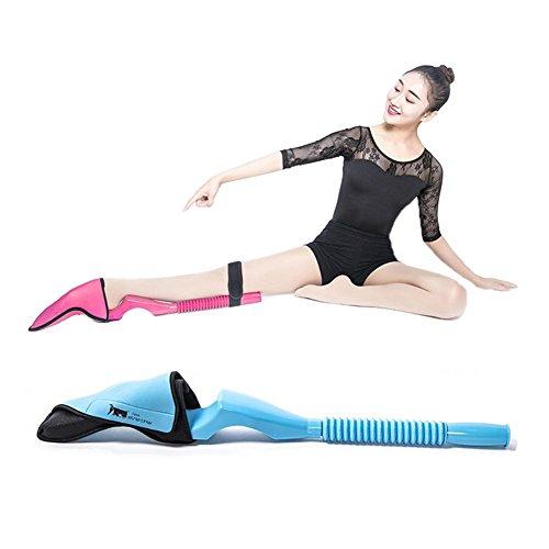 Julitech ABS Desmontable Estiramiento del Pie del Ballet para Dancer Massage Stretcher Arch Enhancer Dance Gymnastics Ballet...