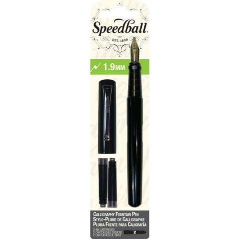 Speedball-Calligraphy-Fountain-Pen-19mm-Nib
