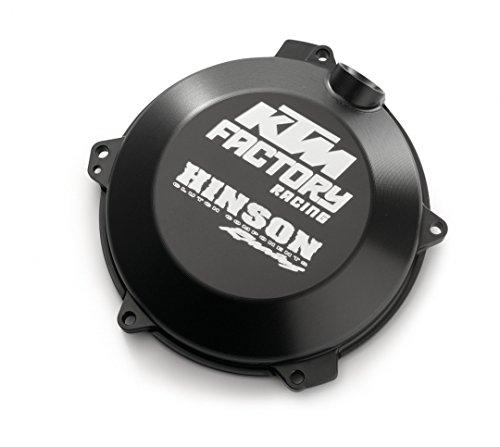 KTM Factory Racing Billet Clutch Cover by Hinson 450 SX-F - Ktm Billet