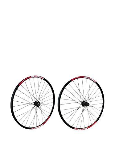 Berg Pack Ruedas Bicicleta TR Xc26 9S Disc KT 32H BK_Cy Negro ...