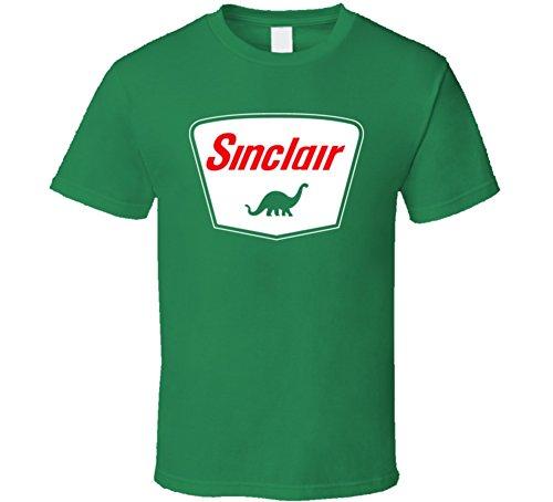 TeesGo Sinclair Motor Oils T Shirt XL Irish Green