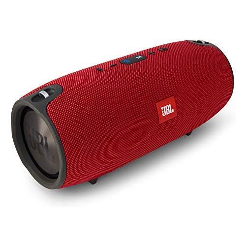 chollos oferta descuentos barato JBL Xtreme Altavoz Bluetooth portátil cancelación de ruido y carga USB Rojo