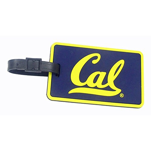 California Golden Bears Luggage Tag (Bears Luggage Tag)