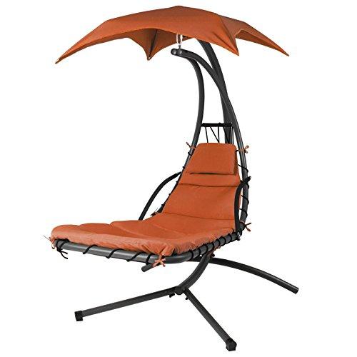 ltl-shop-orange-hanging-chaise-lounger-chair-stand-air-porch-swing-hammock-chair