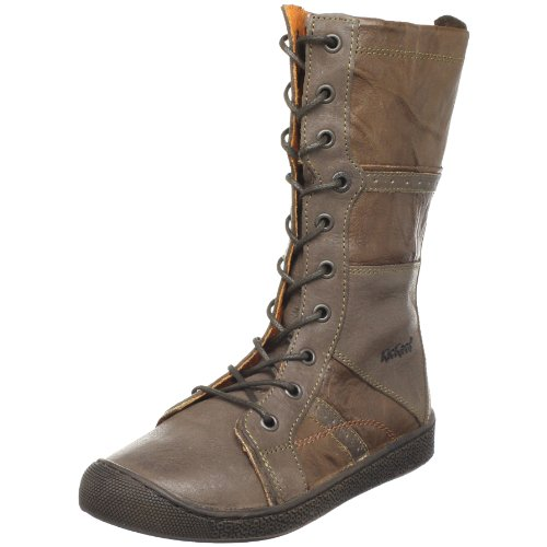 Kickers Kids Sijoly Boot (Toddler/Little Kid) - stylishcombatboots.com