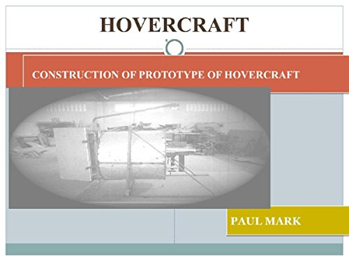 HOVERCRAFT: CONSTRUCTION OF PROTOTYPE OF HOVERCRAFT