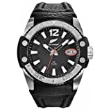 ALL BLACKS - Montre ALL BLACKS Cuir - Homme - Taille Unique