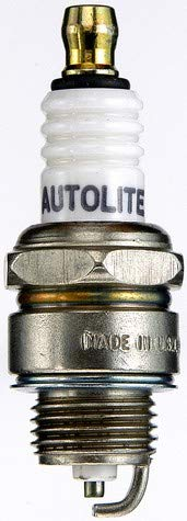 Autolite 2976 Copper Non-Resistor Spark Plug, Pack of 1