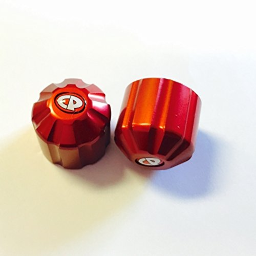 Custom Products Thread Protector for Paintball Tank - Red