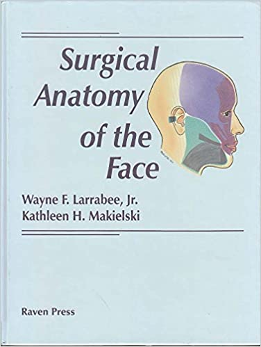 Surgical Anatomy of the Face: 9780881679458: Medicine & Health ...