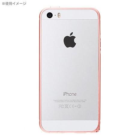 24fa1acde7 Amazon | iPhoneSE/5s/5ケース Premium Style アルミニウムバンパー シルバー PG-I5EBP01SV |  ケース・カバー 通販