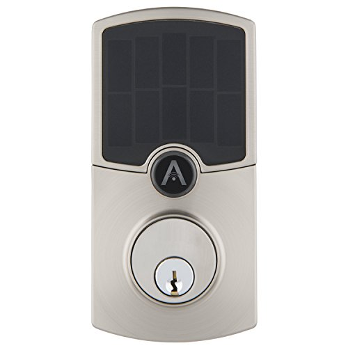 Array 23502-119 Cooper WiFi Connected Door Lock Satin Nickel
