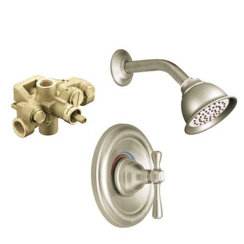 moen t3112bn 3510 kingsley moentrol shower trim kit with lever