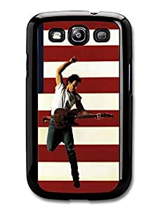 AMAF ? Accessories Bruce Springsteen Guitar American Flag case for Samsung Galaxy S3 by mcsharks