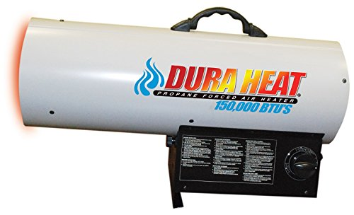 Dura Heat Propane Forced AIR Heater White