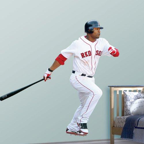 - Boston Red Sox Carl Crawford Fathead Vinyl Wall Graphic