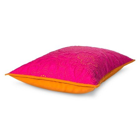 new-disco-medallion-pillow-sham-pink