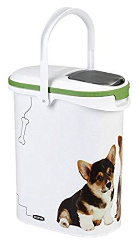 45 opinioni per Curver Pet Futter / 03904-P70-00 Pet Food contenitore 4 kg / 10 l / 19,2 x 29,5