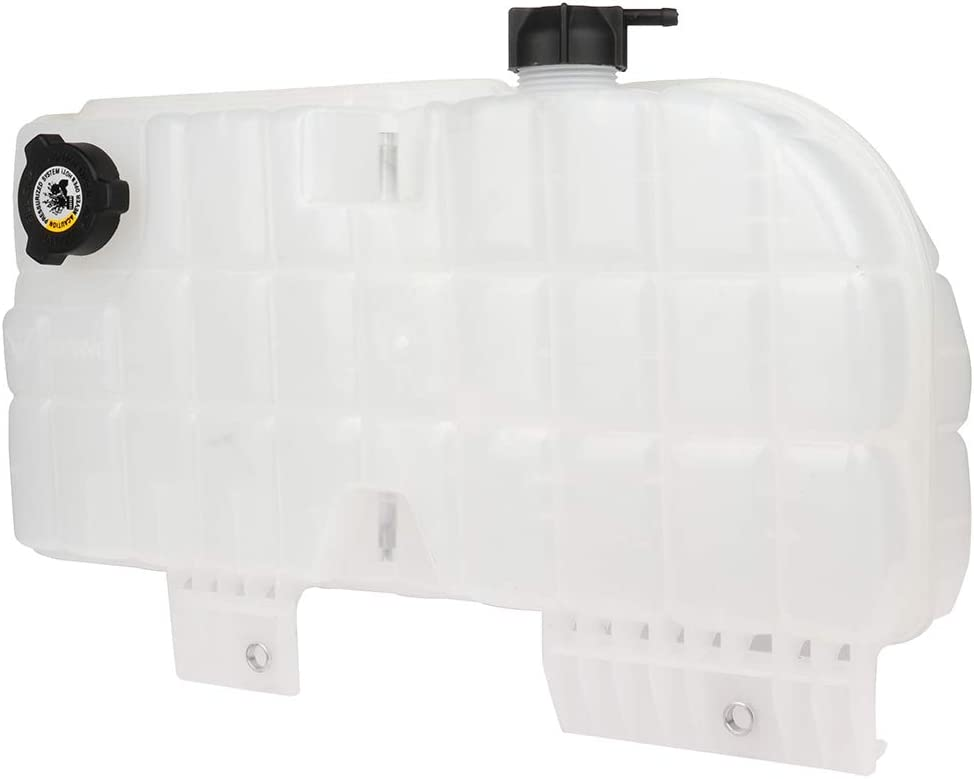 TUPARTS Coolant Reservoir Coolant Overflow Recovery Tank Reservoir Compatible with Kenworth Peterbilt 603-5403