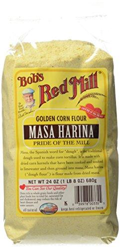 Bob's Red Mill Corn Flour Golden Masa - 24 oz