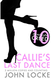 Callie's Last Dance (Donovan Creed Book 10) (English Edition)