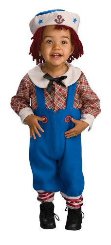 Ragamuffin Costume (Yarn Babies Ragamuffin Sailor Infant Costume Size Small)