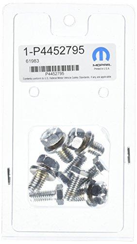 Genuine Mopar P4452795 Chrome Timing Cover Bolt ()