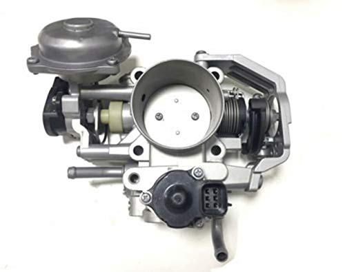 (Throttle Body for Mitsubishi Pajero Montero 3nd III 6G72 3.0L 2000-2006 OEM# MD369617)