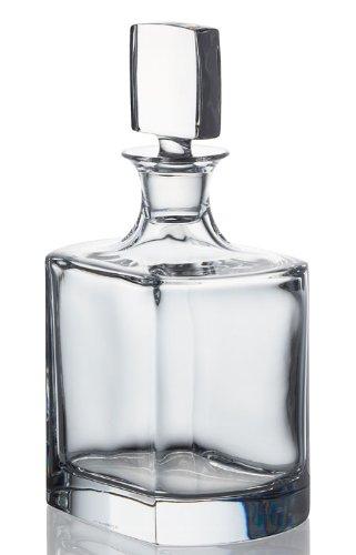 Rogaska Manhattan Brandy Decanter