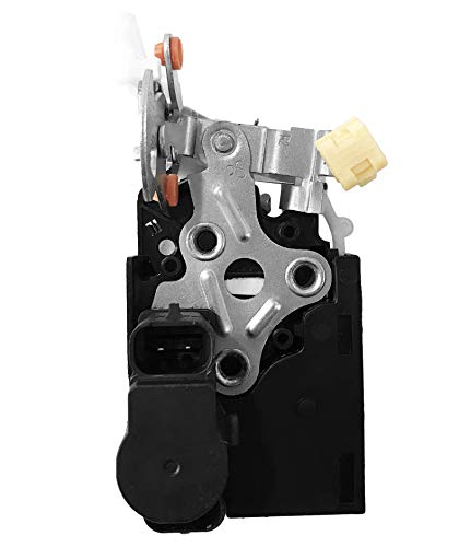 (Exerock 16639868 Rear Right Door Lock Actuator Fit for GMC Yunkon Sierra Chevrolet Tahoe Suburban Silverado Cadillac Escalade Avalanche)