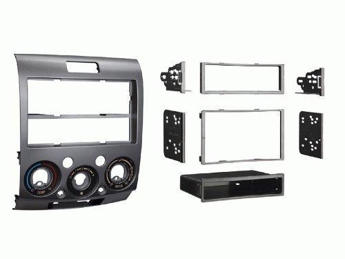Metra 99-7517S Mazda BT-50/Ford Ranger ISO DIN Kit (Silver)