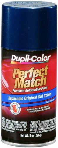 (Dupli-Color Paint BGM0506 Dupli-Color Perfect Match Premium Automotive Paint; Indigo Blue Metallic; Paint Code 9792; 8 oz. Aerosol;)