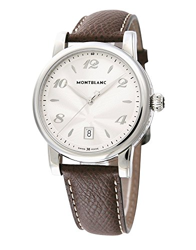 MONTBLANC watch Star 108762 Men's parallel import goods]