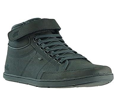 pretty nice cc632 ae44f Boxfresh Swich Blok BSC Lea Schuhe Herren Leder Sneaker ...