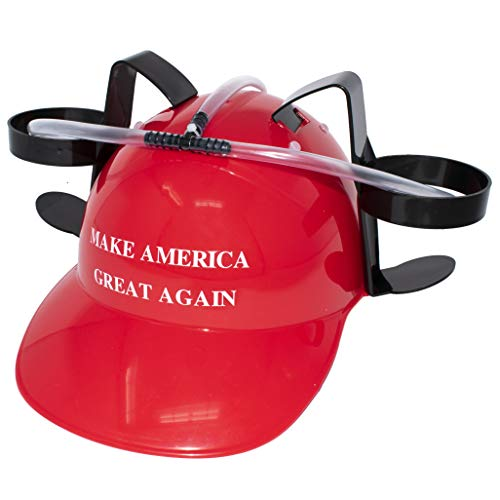 Squirrel Products Donald Trump - Make America Great Again - Drinking Hat]()